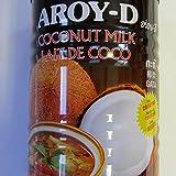 400ml KokosnussMILCH - zum Kochen von Aroy-D - ungesüßt - ohne Zusätze - KokosMILCH - AB 30,- EURO VERSANDKOSTENFREI in D!
