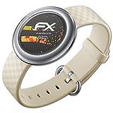 atFoliX Schutzfolie kompatibel mit Huawei Honor Band Z1 Bildschirmschutzfolie, HD-Entspiegelung FX Folie (3X)