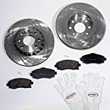 Autoparts-Online Set 60001483 Bremsscheiben/Bremsen + Beläge Vorne