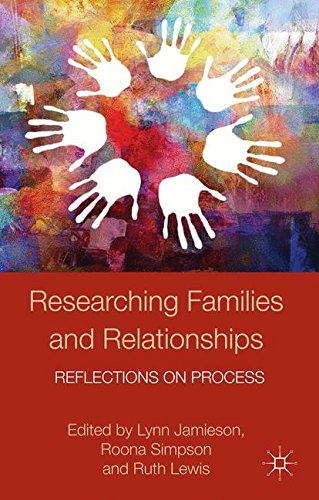 Researching Families and Relationships: Reflections on Process (Palgrave Macmillan Studies in Family and Intimate Life)