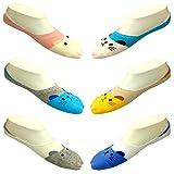 Blinkin Unisex Loafer Socks, Low Cut Foo...