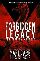 Forbidden Legacy (Trinity Masters Book 4) (English Edition)