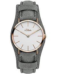 s.Oliver Damen-Armbanduhr SO-3449-LQ