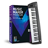 MAGIX Music Maker ? 2017 Control Edition ? USB-Keyboard inkl. Musiksoftware Bild
