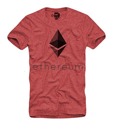 E1Syndicate T Shirt Ethereum Bitcoin Dash Ripple Litecoin Crypto
