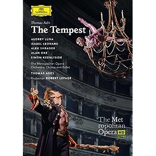 The Tempest: Metropolitan Opera (Adès) [DVD] [2014]