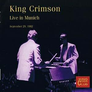 King Crimson Collectors' Club Live in Munich
