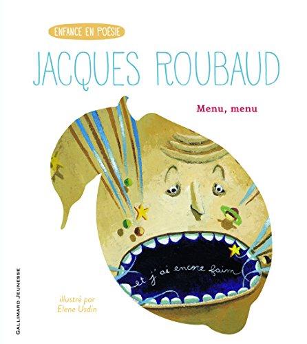 Menu, menu par Jacques Roubaud