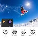 APEMAN Action Cam 1080P F... Ansicht
