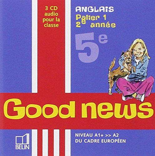 Good news 5e 2007 CD classe