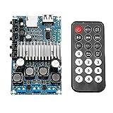 MYAMIA Tpa3116D2 Bluetooth Audio Amplificatore Board 50Wx2 Bluetooth 4.2 Ricevere Scheda Radio Fm Usb Decodificare Wma Mp3 Chiamate