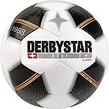 Derbystar Kinder Fussball 68er S-Light 290g weiß schwarz rot 5