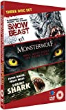 Creature Feature Collection (3 Disc DVD) [UK Import]