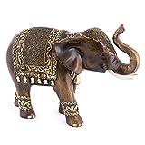Figura de elefante tishya, grande