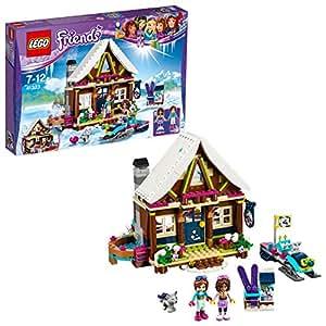 Lego 41323 - Friends, Lo Chalet del Villaggio Invernale