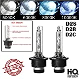 Neueste HID Xenon Lampen Scheinwerfer 10000K DEEP BLUE Super Hell–OEM D2R/D2S Xenon Ersatz hohe Qualität