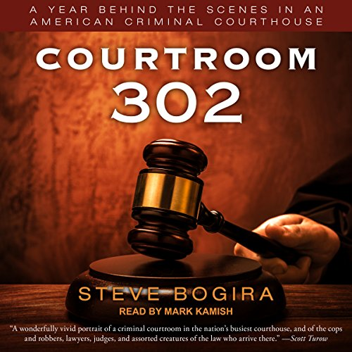 Courtroom 302: A Year Behind the Scenes in an American Criminal Courthouse 302 Audio