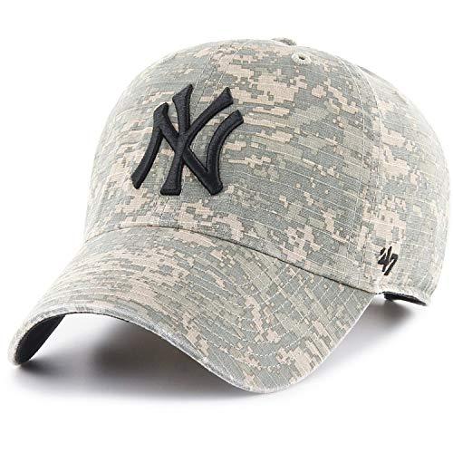 47 Brand Ripstop Cap - Phalanx New York Yankees digital camo -