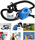 #4: Paint Zoom Platinum 1000 Watt Paint Sprayer Made In Us First Time In India
