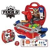 Teaisiy Geschenke für Jungen ab 3-8, Rollenspiele Werkzeugset für Kinder ab 3-8 Lernspielzeug...
