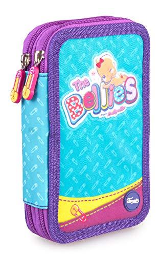 The Bellies - Estuche Escolar de bolígrafos Bellies, niñas a Partir de 3 años (Famosa 760018193)