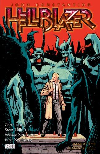 John Constantine, Hellblazer Vol. 8: Rake at the Gates of Hell (Hellblazer (Graphic Novels))