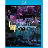 Return to forever: Returns - Live at Montreux
