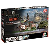 Italeri 510036505 - 1:35 World of Tanks Diorama-Box Himmelsdorf