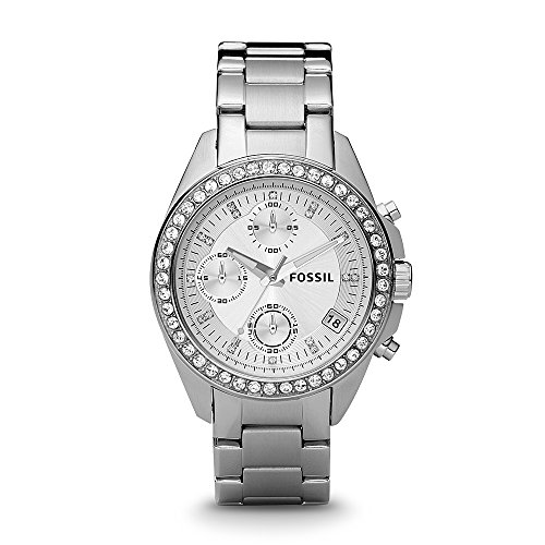 FOSSIL  Damen Chronograph Ladies Dress ES2681