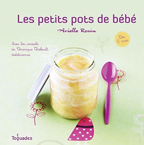 Les petits pots de bébé par Arielle Rosin