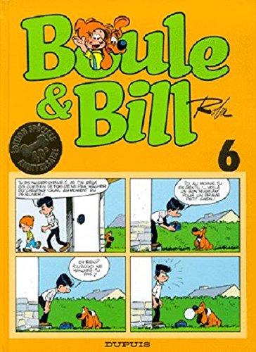 BOULE & BILL TOME 6. : Edition spéciale 40ème anniversaire