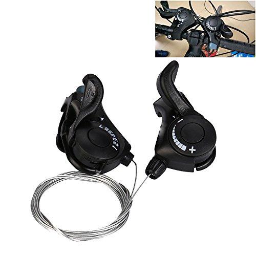 Oyedens 1 Set Mountainbike Sl-Tx30-7r Trigger Schalthebel Mit 7 GäNge 21 Geschwindigkeit (2x7-rennrad-schalthebel)