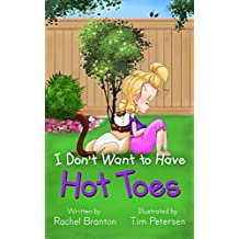 I Don't Want to Have Hot Toes (Lisbon's Misadventures Book 2) (English Edition)