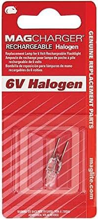 Mag-Lite LR00001 Halogen Ersatzleuchtmittel für Mag-Charger Akkusystem