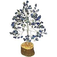 Lapis Lazuli Stein Baum Heilung Kristalle Steine Reiki Baum Reiki Spritual Geschenk mit Rot Geschenk Tasche preisvergleich bei billige-tabletten.eu