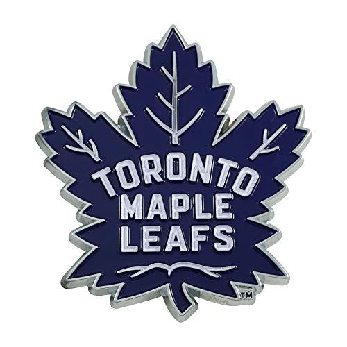 FANMATS NHL Toronto Maple Leafs Color Emblem, Teamfarben, Einheitsgröße -