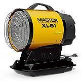 Master xl61infrarrojos 17kW Estufa gasóleo y diésel Taller calefactora, tienda, calefacción de diésel (Cañón de Halle Calefacción