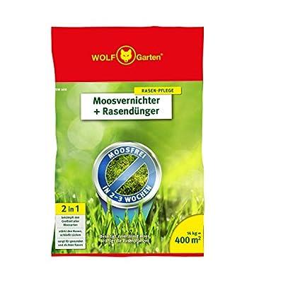 WOLF-Garten - Moosvernichter und Rasendünger von WOLF-Garten bei Du und dein Garten
