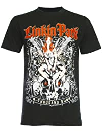 (PALLAS) The Linkin Park Graphic Art T-Shirt (NS043)
