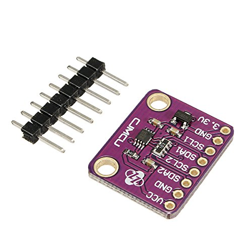 ILS - 3 pezzi -9306 PCA9306 2-Bit bidirezionale bus I2C e SMBus livello di tensione traduttore
