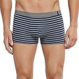 Schiesser Herren Boxershorts 95/5 Shorts (2er Pack Box), 2er Pack, Mehrfarbig (Sortiert 901), Medium (Herstellergröße:005)