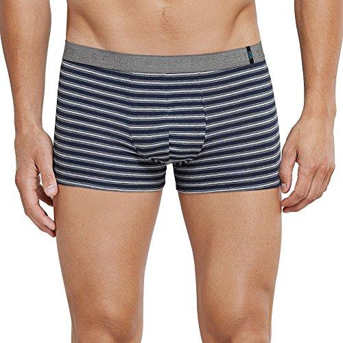 Schiesser Herren Boxershorts 95/5 Shorts Box) 157171, 2er Pack, Gr. X-Large (Herstellergröße:007), Mehrfarbig (sortiert 901)