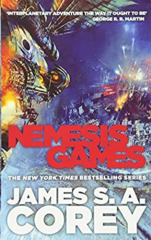 The Expanse, Tome 5 : Nemesis