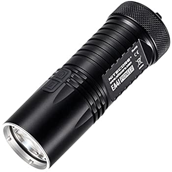 akku-net Nitecore EA41 Pioneer XM-L2 LED Taschenlampe Version 2015 1020 Lumen