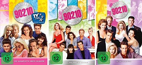 Beverly Hills 90210 Staffel/Season 1-3 im Set - Deutsche Originalware [22 DVDs]