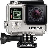GoPro HERO4Edition Silver Vidéo caméra et accessoires