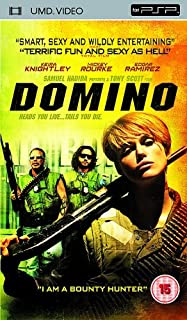 Domino [UMD Mini for PSP] by Keira Knightley