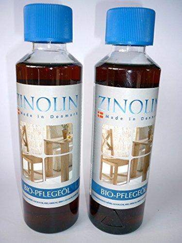 Zinolin Bio-Pflegeoel 2erPack (=2x250ml)