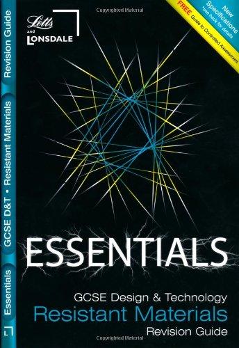 Resistant Materials: Revision Guide (Collins Gcse Essentials)