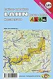 Gewässerkarte Lahn 1:75 000 -